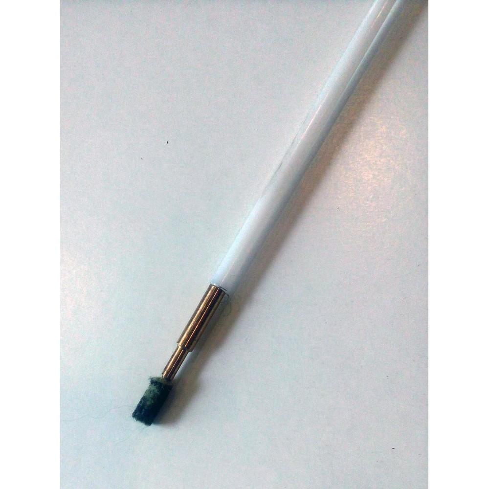 Baqueta plástico arma corta cal. 4,5 mm
