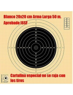 Blanco Arma Larga 50 m.