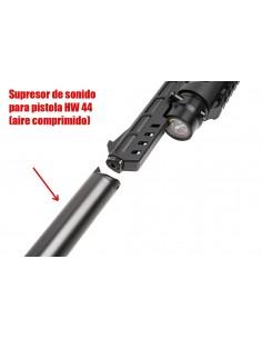 Supresor Weihrauch para pistola HW 44 (4,5/5,5 mm)