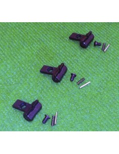 Revolver Weihrauch Complete Rear Sight Set