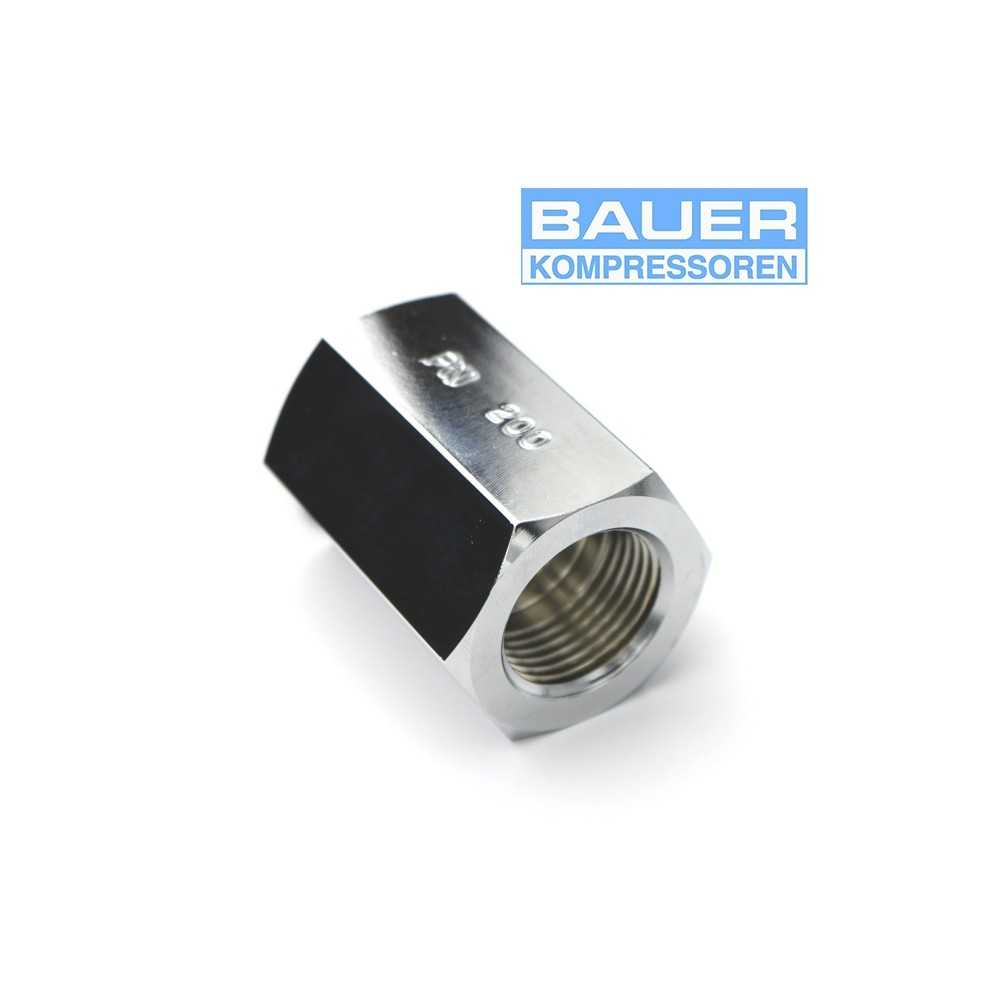 "Bauer adapter 5/8 ""FEMALE - 5 / 8""FEMALE (Original)"