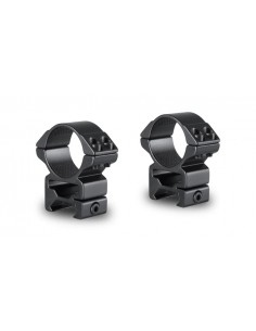 MATCH MOUNT 30mm 2 PIECE 9-11mm HIGH