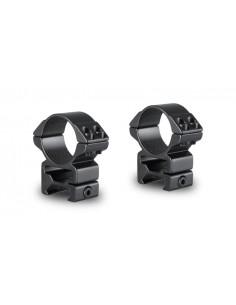 Monturas Altas - Guías Weaver (Tubo de 25 mm/30 mm) HAWKE