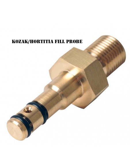 Charge connector for rifle PCP - VARIOUS BRANDS