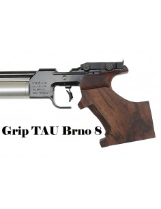 Punho anatômico pistola TAU Brno 8