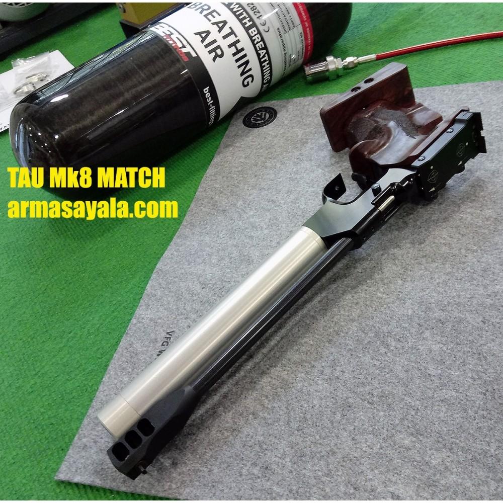 TAU Mk 8 MATCH Pistol
