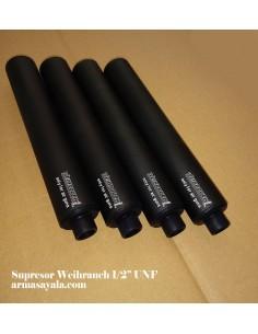 """Supresor Weihrauch 1/2"""" UNF (4,5/5,5 mm)"""