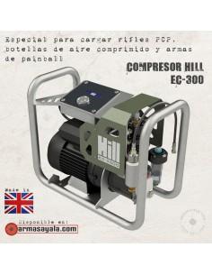 Compresor Hill EC3000 - Eléctrico
