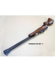 Carabina WEIHRAUCH HW 77 y...