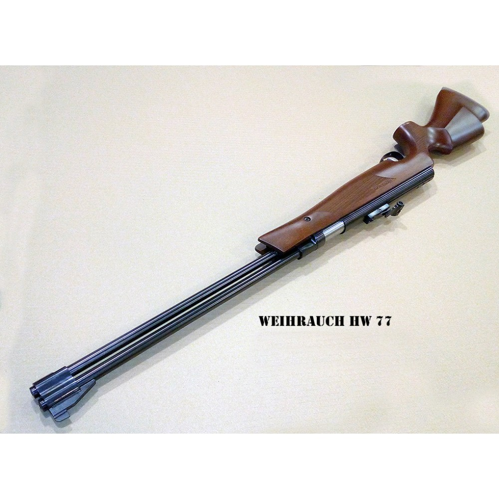 Weihrauch HW 77 and 77 K Cal....
