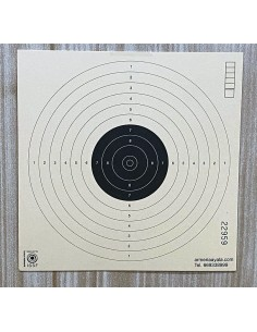 Alvos Pistola A.C. ISSF...